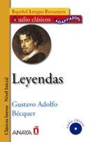 leyendas (español lengua extranjera: nivel inicial) (audio clasic os adaptados) (incluye audio-cd)-gustavo adolfo becquer-9788466752657