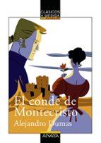 el conde de montecristo (clasicos a medida)-alexandre dumas-9788466762557
