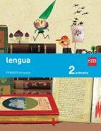 lengua trimestral 2º educacion primaria savia ed 2015-9788467575057