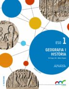 El libro de Geografia i història 1º eso comunidad valenciana autor VV.AA. EPUB!