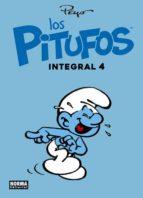 los pitufos. integral 4 9788467932157