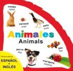 animales: español inglés 9788468331157