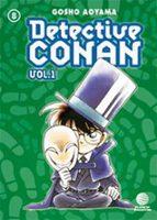 detective conan i nº 8 gosho aoyama 9788468470757