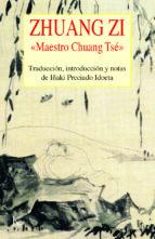zhuang zi: maestro chuang tse-9788472453357