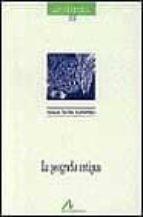 la geografia antigua-vasilis tsiolis karantasi-9788476352557