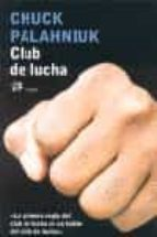 club de lucha chuck palahniuk 9788476697757