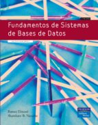 fundamentos de sistemas de bases de datos (5ª ed.) ramez elmasri shamkant navathe 9788478290857