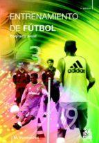 programa anual de entrenamiento de futbol m. vanierschot 9788480190657