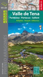 valle de tena - panticosa, partacua, sallent-9788480906357