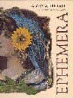 ephemera: la vida sobre papel rosario ramos perez 9788488699657