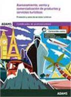 asesoramiento, venta y comercialización de productos y servicios turísticos-9788490841457