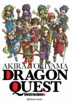 dragon quest akira toriyama ilustraciones akira toriyama 9788491733157