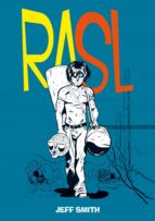 rasl nº 1-jeff smith-9788492769957