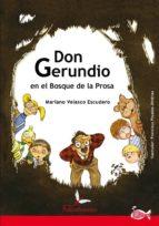 don gerundio en el bosque de la prosa (ebook)-mariano velasco escudero-9788493943257