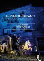 14 canciones: el viaje del elefante (libro + cd) (ed. bilingüe español-portugues)-luis pastor-jose saramago-9788494068157