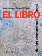 el libro de las demostraciones-martin aigner-gunter m. ziegler-9788495599957
