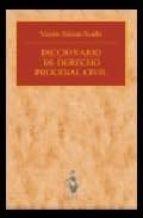 diccionario de derecho procesal civil.-vicente gimeno sendra-9788496717657