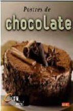 postres de chocolate 9788496777057
