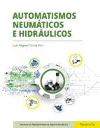 automatismos neumaticos e hidraulicos 9788497324557