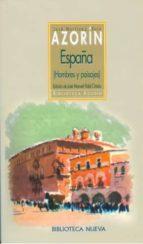 españa (hombres y paisajes) 9788497429757