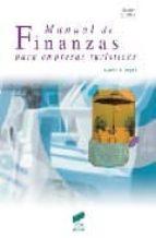 manual de finanzas para empresas turisticas-avelino a. vegas-9788497563857