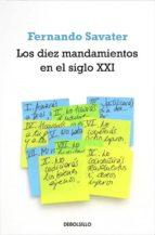 los diez mandamientos del siglo xxi-fernando savater-9788497935357