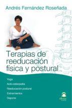terapias de reeducaciuon fisica y postural andres fernandez roseñada 9788498271157