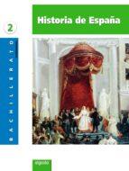 historia de españa 2 bachilerato /extremadura 9788498772357