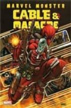 marvel monster: cable & masacre nº 1 p. zircher 9788498850857