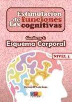 El libro de Estimulacion de las funciones cognitiva 6 esquema corporal autor CARMEN Mª LEON LOPA EPUB!