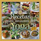 recetas para amantes del yoga-9788499283357