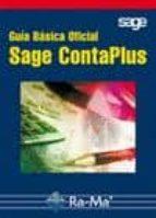guia basica oficial sage contaplus-9788499642857