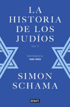 la historia de los judíos-simon schama-9788499928357