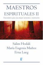 maestros espirituales ii (ebook)-maría eugenia muñoz martinovic-9789569339257