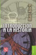 introduccion a la historia-marc bloch-9789681661557