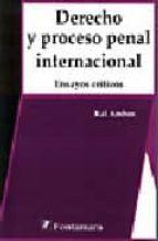 derecho y proceso penal internacional: ensayos criticos kai ambos 9789684767157