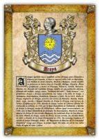 APELLIDO ARAYA / ORIGEN, HISTORIA Y HERÁLDICA DE LOS LINAJES Y APELLIDOS ESPAÑOLES E HISPANOAMERICAN