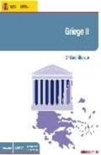 griego ii (2º bachillerato) (ebook)-jose fco. gonzalez castro-francisco javier perez perez-9788436948295