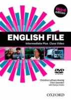 english file third edition intermediate plus class dvd-9780194558167