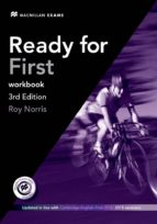 ready for first workbook (- key) + audio cd pack-9780230440067