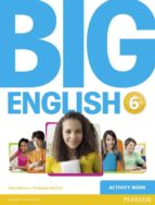 big english 6 activity book 9781447950967