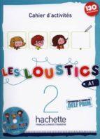les loustics a1.2 ejercicios+cd 9782011559067