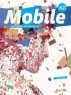mobile a2 (livre+cd+dvd)-laurence alemanni-catherine girodet-9782278076567