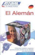 el aleman (libro) el metodo intuitivo assimil 9782700505467