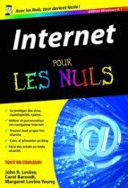 internet poche pour les nuls, 16e édition (ebook)-margaret levine young-john r.levine-carol baroudi-9782754073967