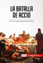 la batalla de accio (ebook)-9782806277367