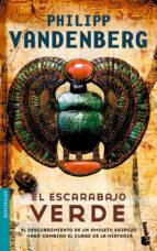 el escarabajo verde-philipp vandenberg-9788408069867