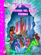 (pe) comic tea stilton 3: el tesoro del barco vikingo tea stilton 9788408100867