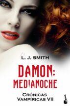 cronicas vampiricas vii: damon. medianoche  bolsillo-l.j. smith-9788408112167
