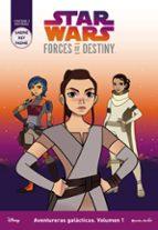 star wars: forces of destiny: aventureras galacticas: volumen 1 9788408178767